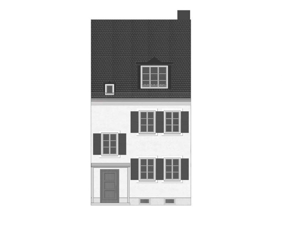 <b>Estate No.4</b> <br>Vitalisierung eines Stadthauses <br>München Nympfenburg
